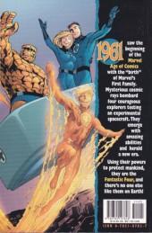 Verso de Essential Fantastic Four (1999) -INT03- Fantastic Four Vol.3