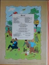 Verso de Tintin (Historique) -2B42- Tintin au congo
