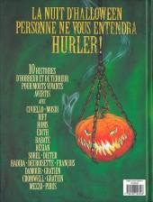 Verso de Les cauchemars d'Halloween - Les Cauchemars d'Halloween