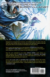 Verso de Flashpoint: The world of Flashpoint (2011) -INT- Flashpoint: The World of Flashpoint Featuring The Flash