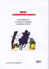 Verso de Guerrilleros (Los) -3- L'ombre de l'ancêtre