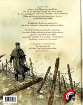 Verso de Notre Mère la Guerre -INT- Le récit complet