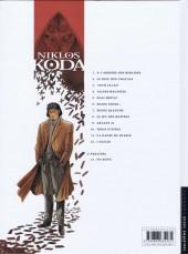 Verso de Niklos Koda -12- L'océan