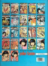 Verso de Yoko Tsuno -3b89- La forge de Vulcain