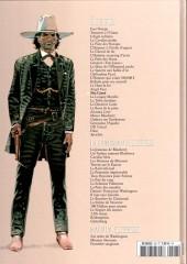 Verso de Blueberry - La collection (Hachette) -1828- Nez Cassé
