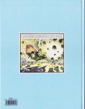 Verso de Georges et Louis romanciers -3- La fin du monde