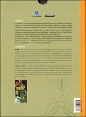 Verso de Tintin - Divers -13- La Malédiction de Rascar Capac - Volume 1 : Le Mystère des boules de cristal