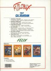 Verso de Gil Jourdan (Tout) -6- Trois détectives