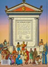 Verso de Alix (Les Voyages d') -2- Rome (1)