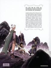 Verso de Griffe Blanche -2- La révolte du peuple du singe
