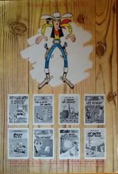 Verso de Lucky Luke -6c64- Hors-la-loi