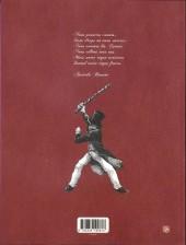Verso de Le linceul du vieux monde -2- La révolte des canuts : Livre 2/3
