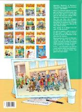 Verso de Les profs -1a2012- interro surprise