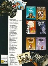 Verso de Spirou et Fantasio -34Pub1- Aventure en Australie