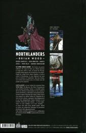 Verso de Northlanders (Urban comics) -1- Le livre anglo-saxon