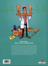 Verso de Docteur Cymes -1- La Vanne de trop...