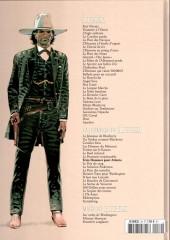 Verso de Blueberry - La collection (Hachette) -3730- Trois Hommes pour Atlanta