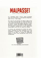Verso de Malpasset - Causes et effets d'une catastrophe