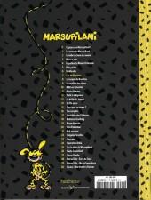 Verso de Marsupilami - La collection (Hachette) -7- L'or de Boavista