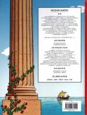 Verso de Alix -33- Britannia