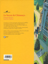 Verso de Agatha Christie (Emmanuel Proust Éditions) -1- Le Secret de Chimneys