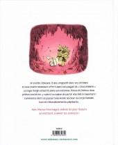 Verso de Panique organique - Tome a2014