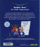 Verso de Tom-Tom et Nana (Le meilleur de) -2- Fous d'école, dingues de recré