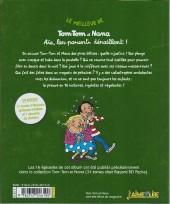 Verso de Tom-Tom et Nana (Le meilleur de) -3- Aïe, les parents déraillent