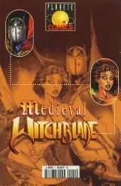 Verso de Planète Comics (2e série) -1- Medieval Witchblade