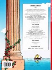 Verso de Alix -2d2014- Le Sphinx d'or