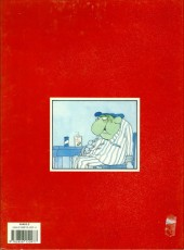 Verso de Les bidochon -8a1990- Vent du soir