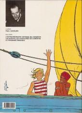 Verso de Corentin (Cuvelier) -1d1984- L'extraordinaire odyssée de Corentin