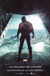 Verso de Avengers Universe (1re série - 2013) -HS2- Captain America - Le Soldat de l'hiver - Le Prologue du film