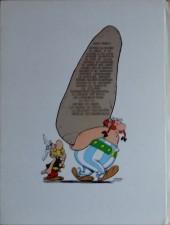 Verso de Astérix -11b1977a- Le Bouclier arverne
