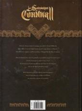 Verso de Les seigneurs de Cornwall -3- De passion et de haine