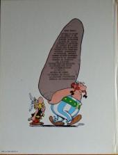 Verso de Astérix -20a77- Astérix en Corse