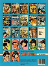 Verso de Yoko Tsuno -10a85- La lumière d'Ixo