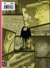 Verso de Billy Bat -10- Volume 10