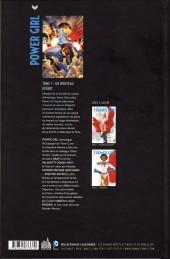 Verso de Power Girl (Urban Comics) -1- Un nouveau départ