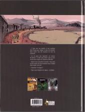 Verso de La rafale -3- Terminus Saïgon