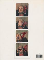 Verso de Léon la Came -2- Laid pauvre et malade