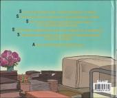Verso de Illustré (Le Petit) (La Sirène / Soleil Productions / Elcy) -a2002- Les Infirmières illustrées de A à Z
