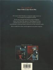 Verso de Le sang des Lâches -1- La Vengeance de Yama
