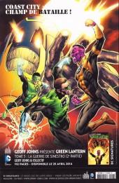 Verso de Green Lantern Saga -23- Numéro 23