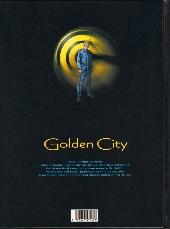 Verso de Golden City -3- Nuit Polaire