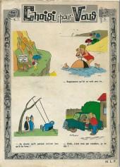 Verso de Mandrake (1re Série - Remparts) (Mondes Mystérieux - 1) -273- La ville de la peur