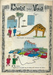 Verso de Mandrake (1re Série - Remparts) (Mondes Mystérieux - 1) -276- La reine des chats