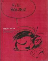 Verso de (Catalogues) Ventes aux enchères - Cornette de Saint Cyr - Cornette de Saint Cyr - Bandes-Dessinées & Illustrations - jeudi 10 avril 2014 - Paris hôtel Salomon de Rothschild