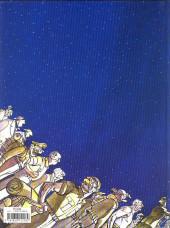 Verso de Voyage au bout de la lune