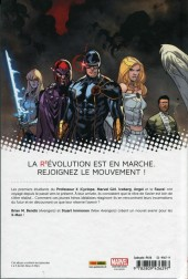 Verso de All-New X-Men (Marvel Now!) -1- X-Men d'hier